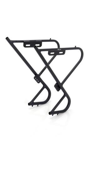 """XLC LR-F02 Bagagebærer til cykler 26""""-28"""" sort"""